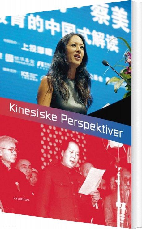 Image of   Kinesiske Perspektiver - Bent Nielsen - Bog