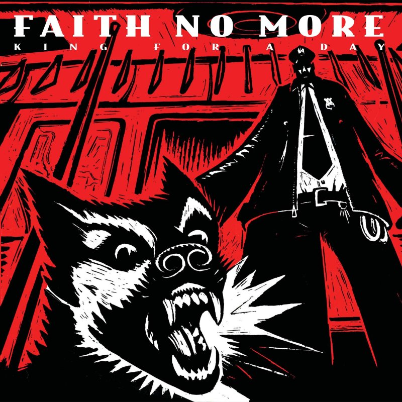 Faith No More - King For A Day - Vinyl / LP