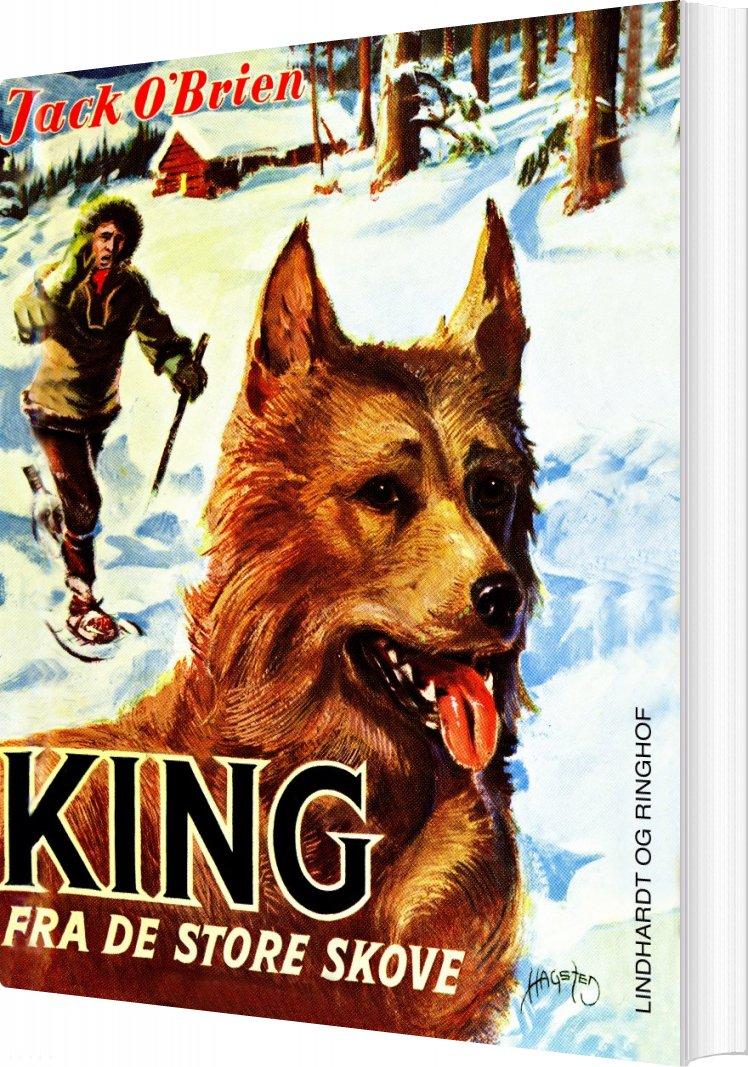 King Fra De Store Skove - Jack O'brien - Bog