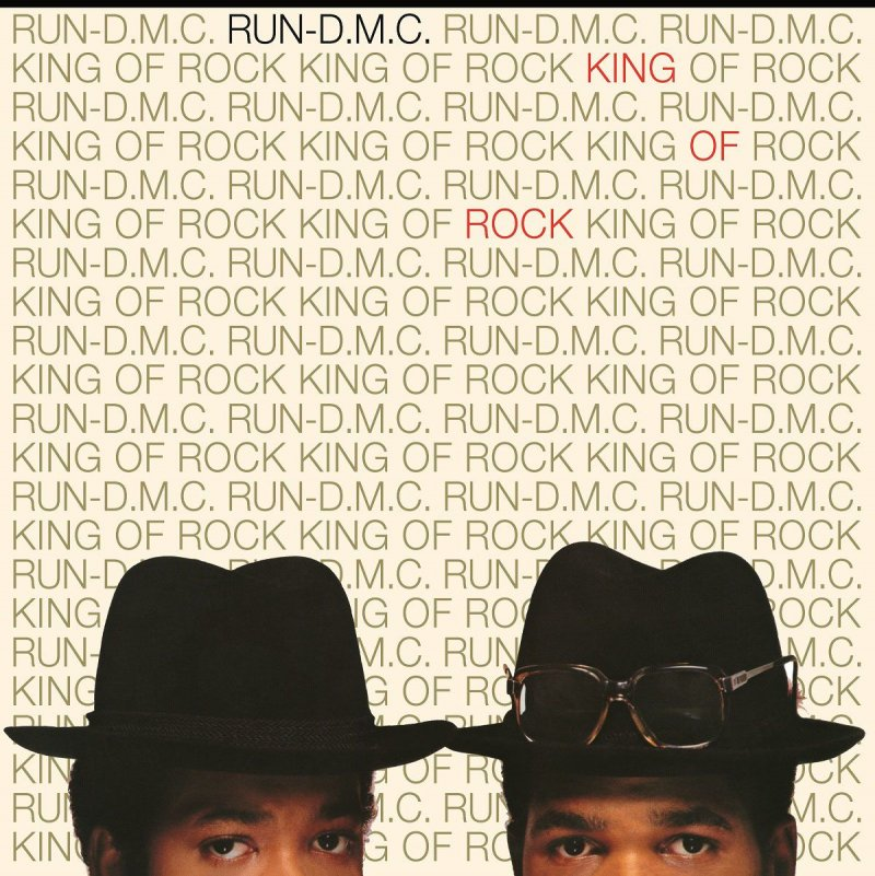 Run Dmc - King Of Rock - Vinyl / LP