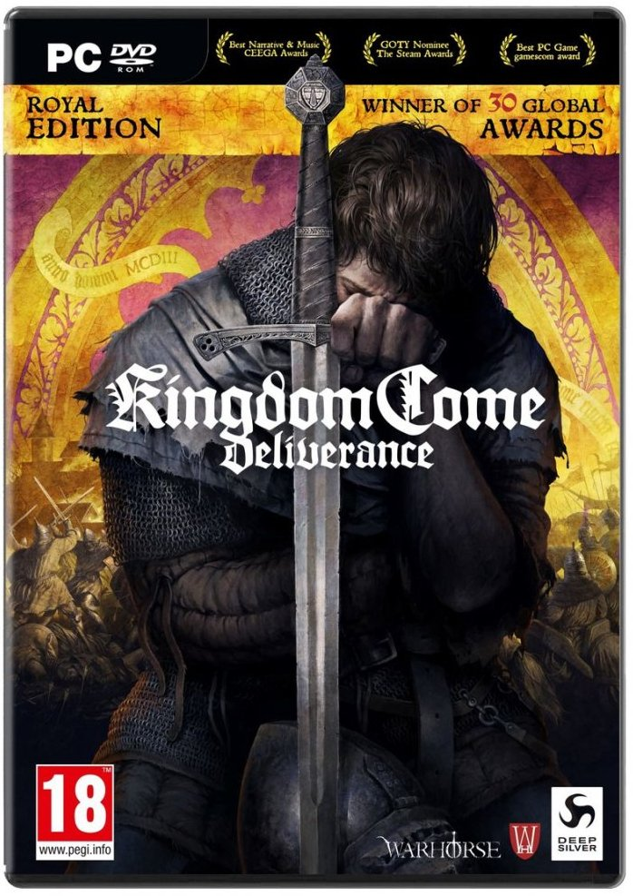 Image of   Kingdom Come Deliverance - Royal Edition - PC