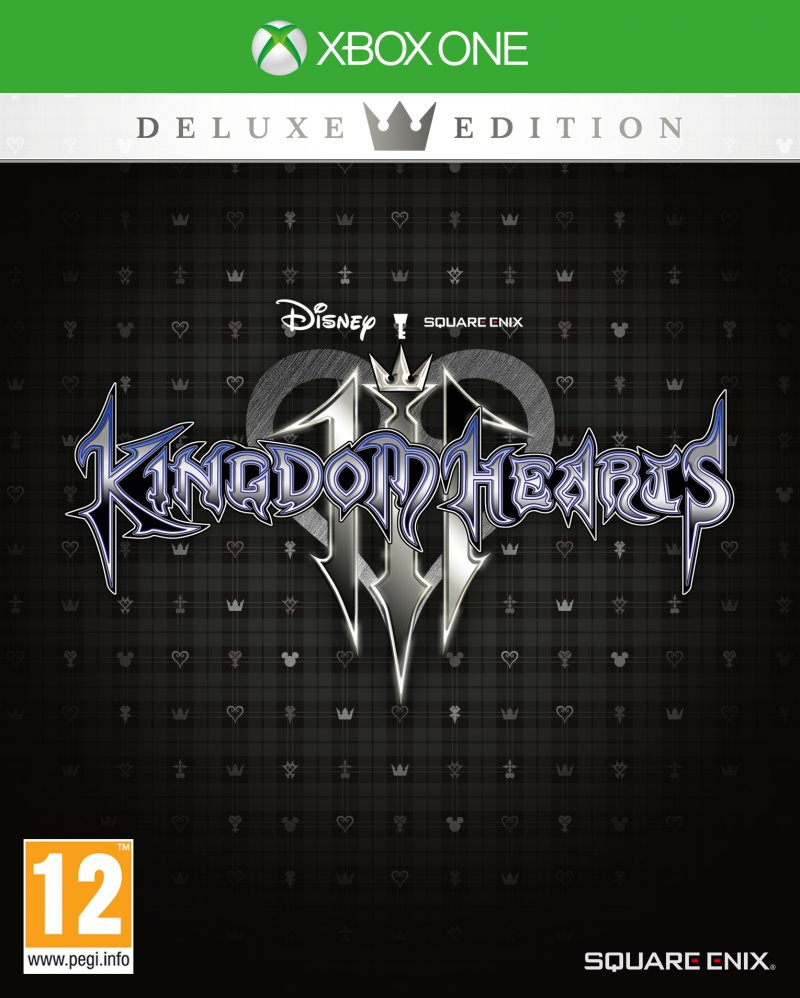 Image of   Kingdom Hearts 3 - Deluxe Edition - Xbox One