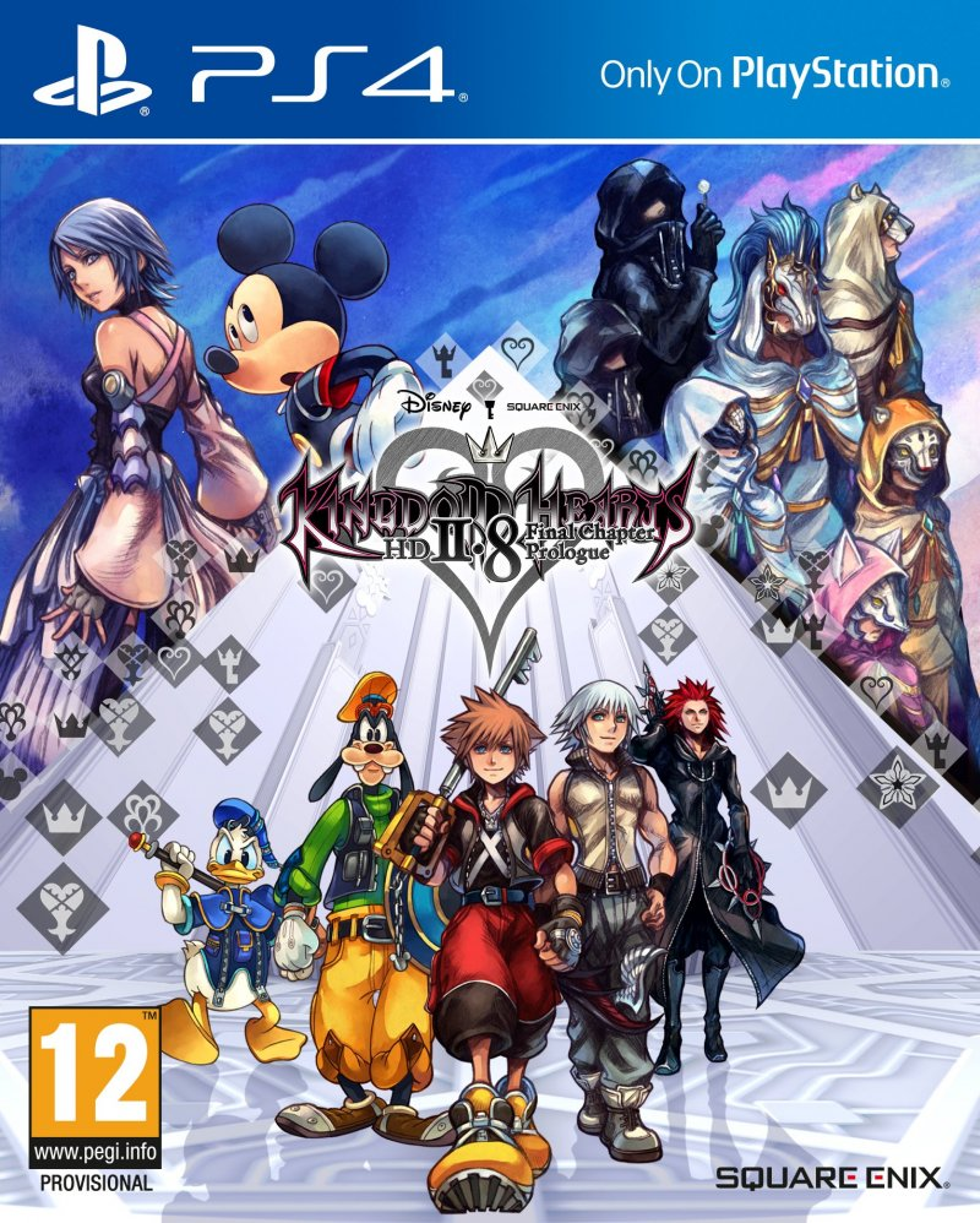 Image of   Kingdom Hearts Hd 2.8 Final Chapter Prologue - PS4