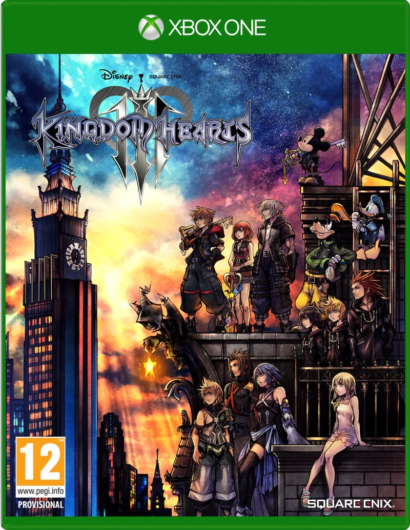 Image of   Kingdom Hearts Iii - Xbox One
