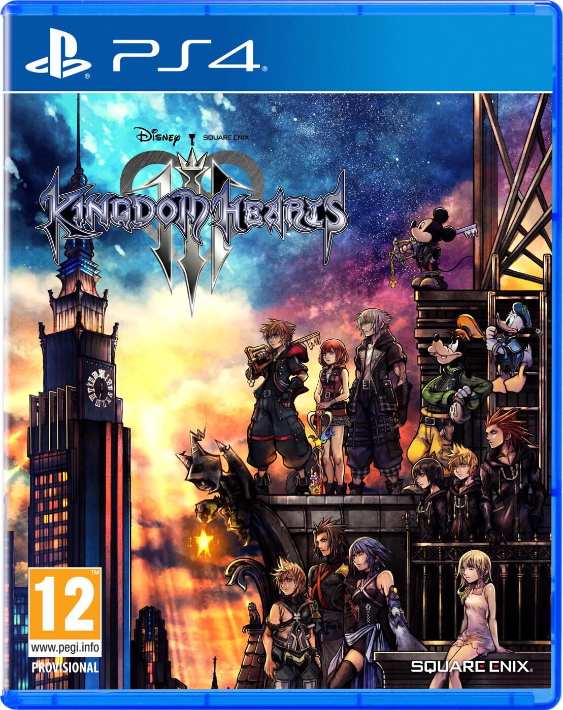 Image of   Kingdom Hearts Iii - PS4