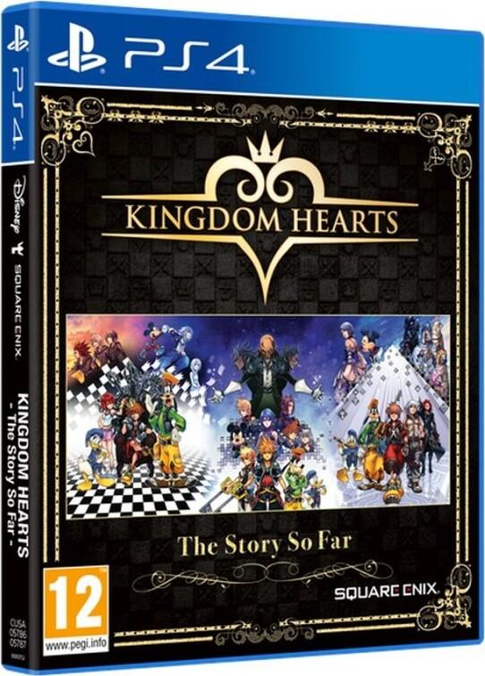 Image of   Kingdom Hearts - The Story So Far - PS4