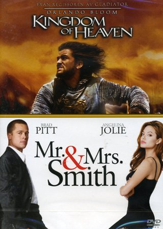 Kingdom Of Heaven // Mr. And Mrs. Smith - DVD - Film