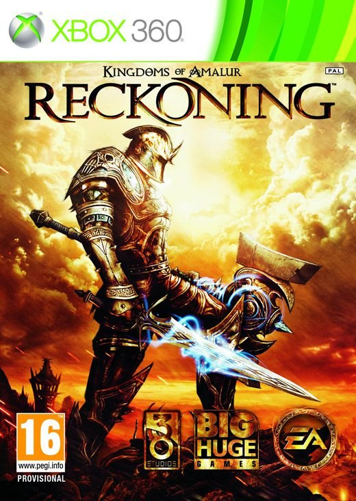 Image of   Kingdoms Of Amalur: Reckoning - Nordic - Xbox 360
