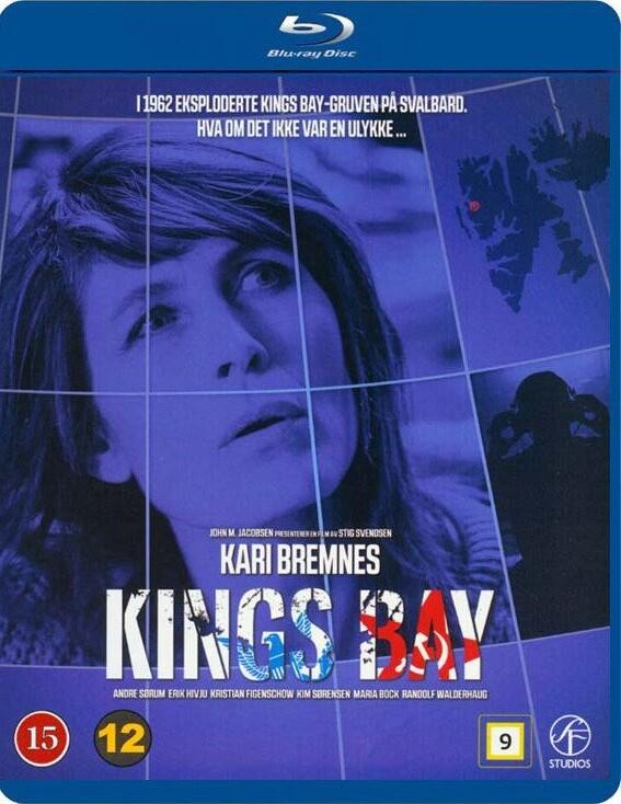 Image of   Kings Bay - Blu-Ray