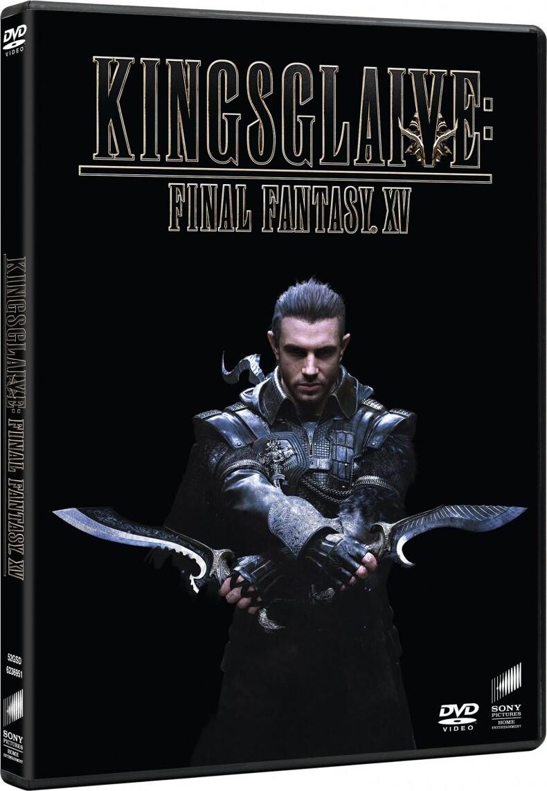 Billede af Kingsglaive: Final Fantasy Xv - DVD - Film