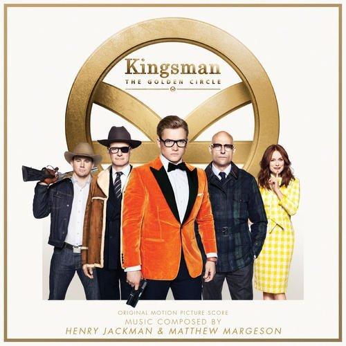 Image of   Kingsman - The Golden Circle - Soundtrack - CD