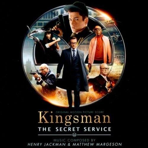 Image of   Kingsman - The Secret Service - Soundtrack - CD