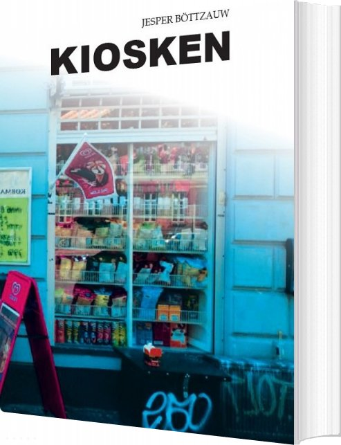 Image of   Kiosken - Jesper Böttzauw - Bog