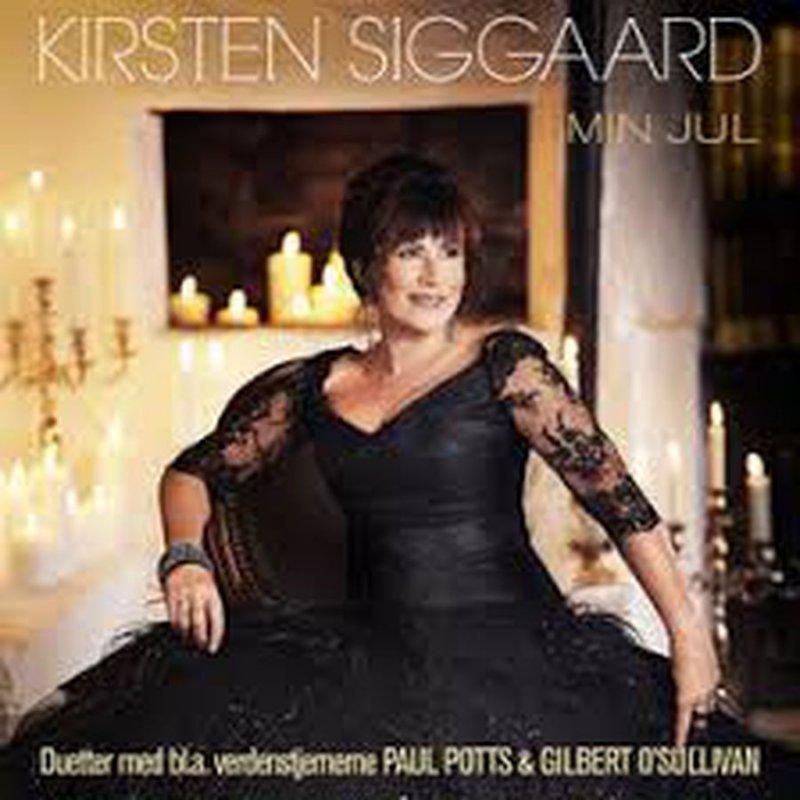 Image of   Kirsten Siggaard - Min Jul - CD