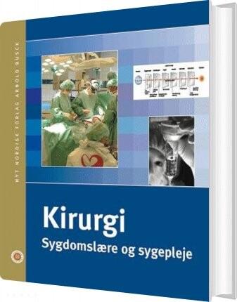 Image of   Kirurgi - Thomas Andersen Schmidt - Bog