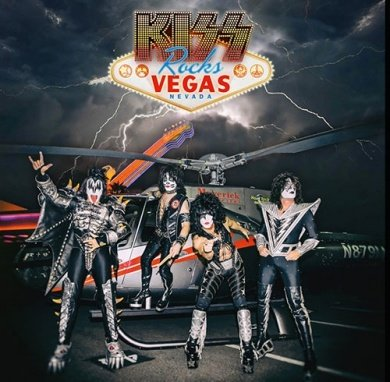 Kiss - Rocks Vegas - Live At The Hard Rock Hotel (2cd+blu-ray+dvd) - CD