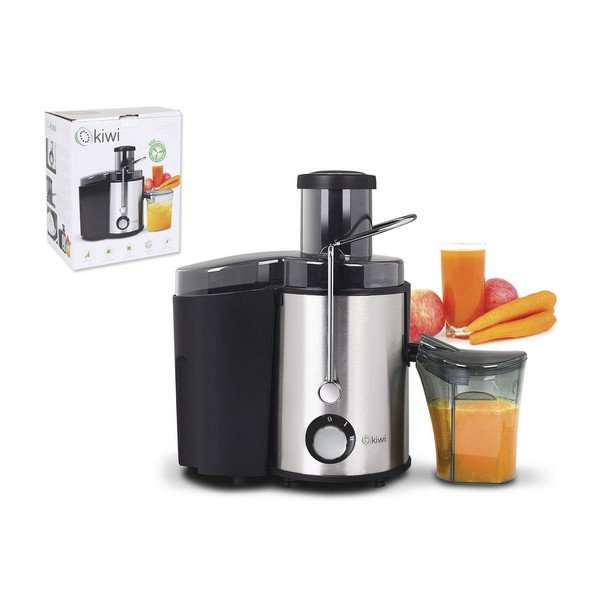Image of   Kiwi - Juicer - Kj-1903 - 600w - 1,4l - Sort Stål