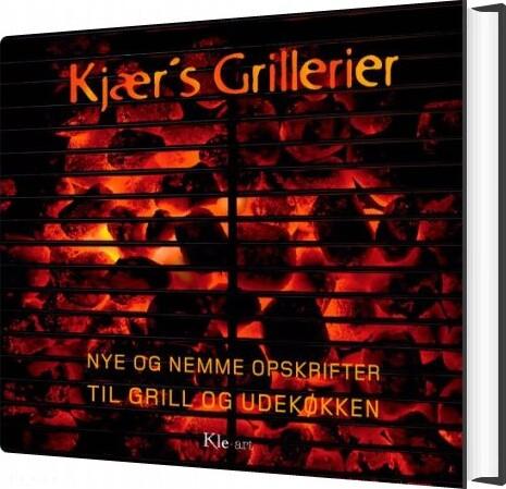 Kjærs Grillerier - Kristian Kjær - Bog