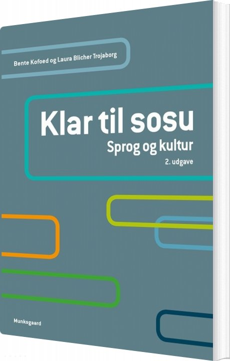 Image of   Klar Til Sosu - Bente Kofoed - Bog