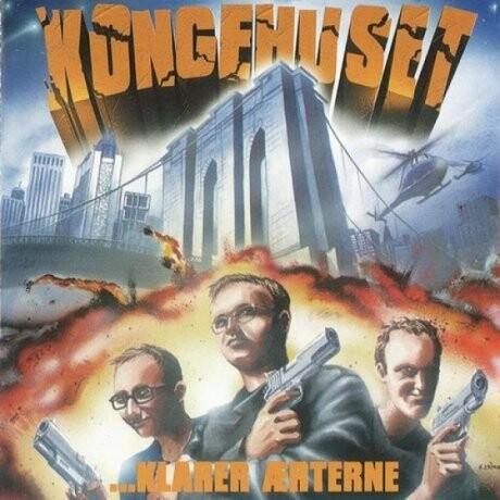 Image of   Kongehuset - Klarer ærterne - Vinyl / LP