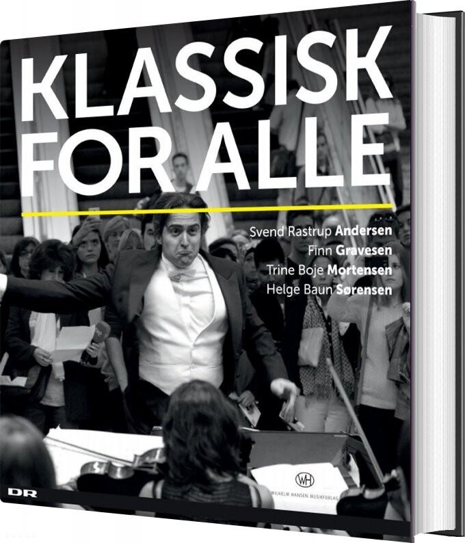 Image of   Klassisk For Alle - Finn Gravesen - Bog