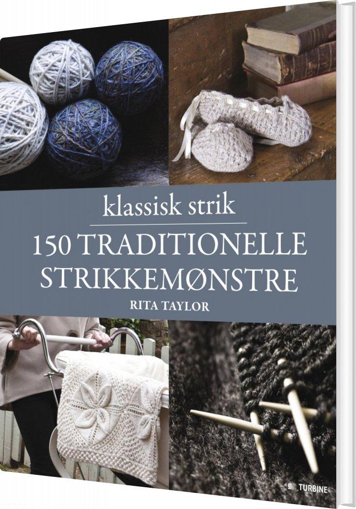Klassisk Strik - Rita Taylor - Bog