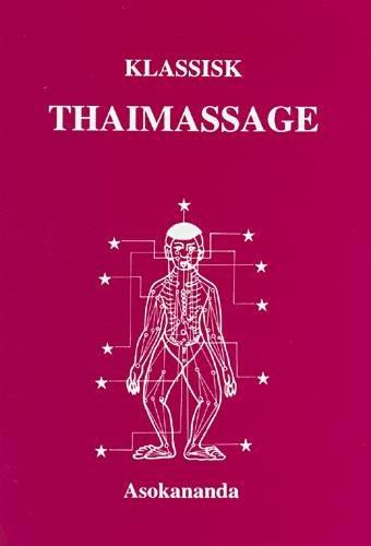 Klassisk Thaimassage - Asokananda - Bog