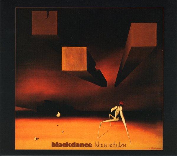 Image of   Klaus Schulze - Blackdance - CD