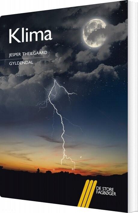 Image of   Klima - Jesper Theilgaard - Bog