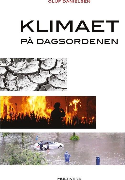 Image of   Klimaet På Dagsordenen - Oluf Danielsen - Bog