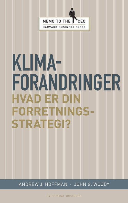 Image of   Klimaforandringer - Andrew J. Hoffman - Bog