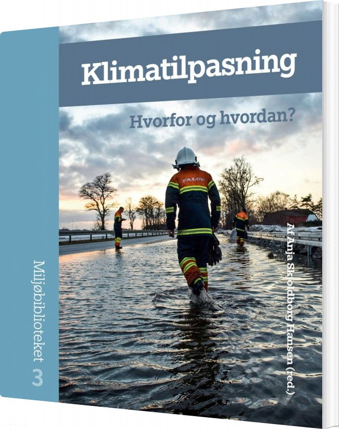 Image of   Klimatilpasning - Anja Skjoldborg Hansen - Bog