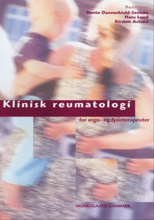 Image of   Klinisk Reumatologi For Ergoterapeuter Og Fysioterapeuter - Thomas Kaiser - Bog