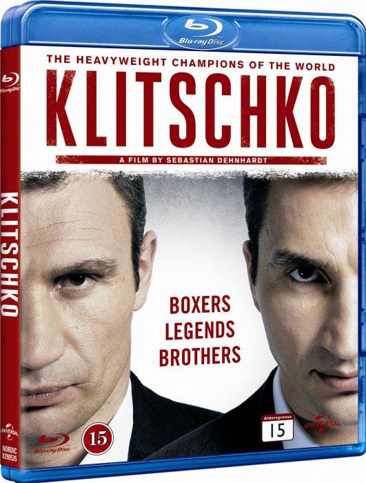 Image of   Klitschko - Blu-Ray