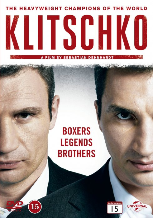 Image of   Klitschko - DVD - Film