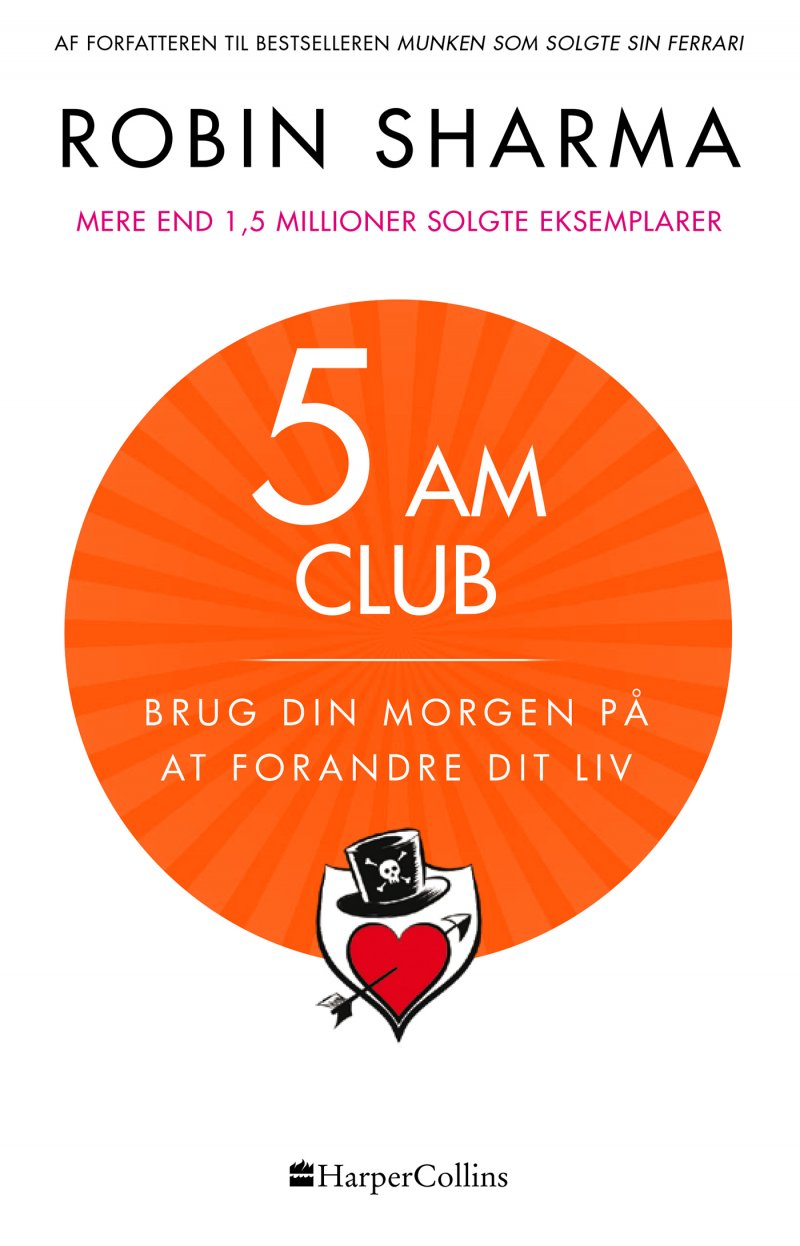 Image of   5am Club - Robin Sharma - Bog