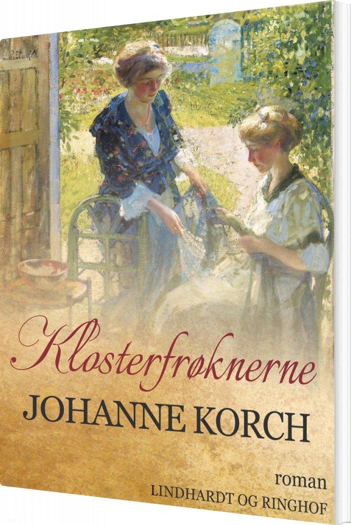 Klosterfrøknerne - Johanne Korch - Bog