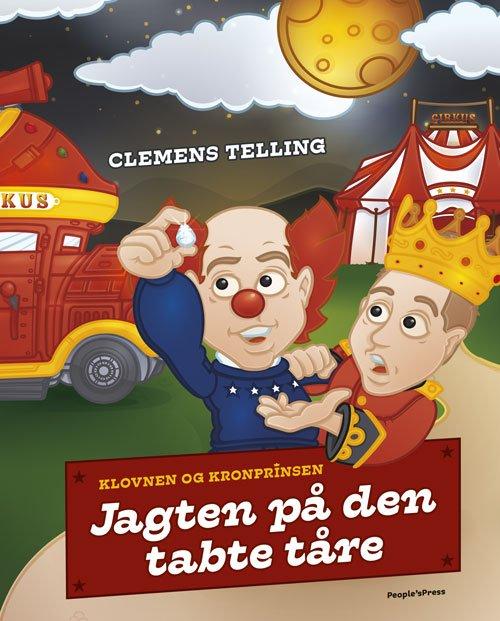 Klovnen Og Kronprinsen - Clemens Telling - Bog