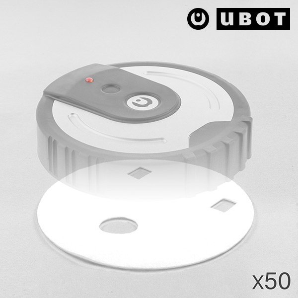 Image of   Klude Til Ubot Sweeping Robot Moppe