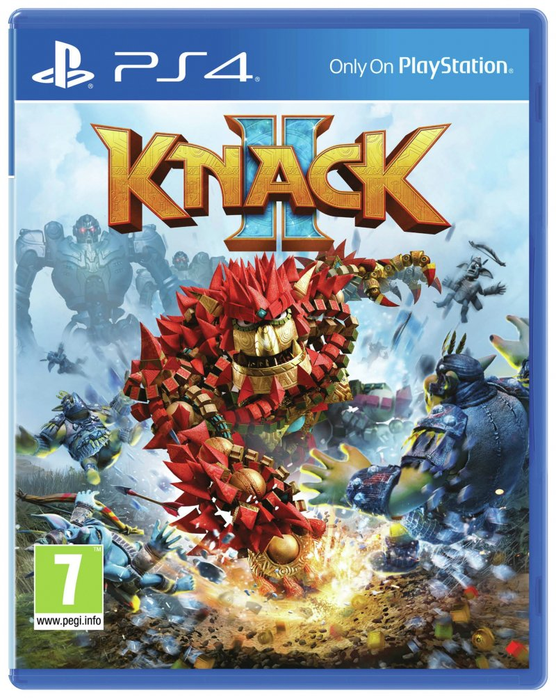 Image of   Knack 2 (nordic) - PS4