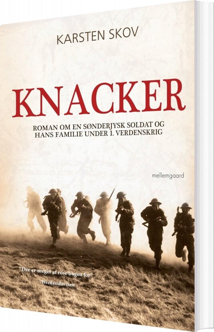Billede af Knacker - Karsten Skov - Bog