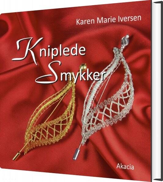 Image of   Kniplede Smykker - Karen Marie Iversen - Bog