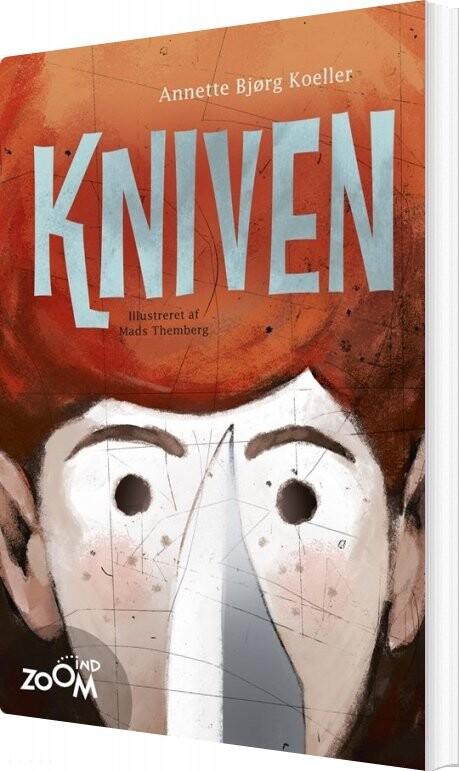 Kniven - Annette Bjørg - Bog