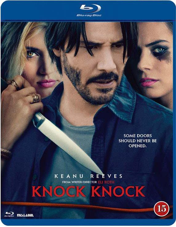 Image of   Knock Knock - Blu-Ray