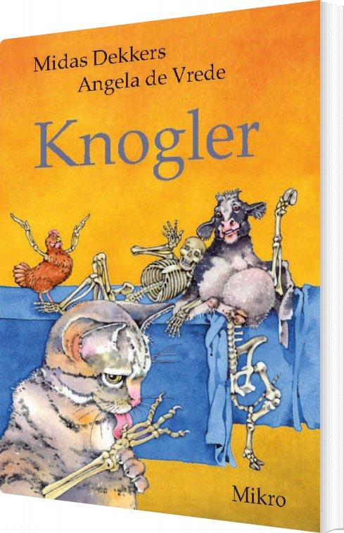 Knogler - Midas Dekkers - Bog