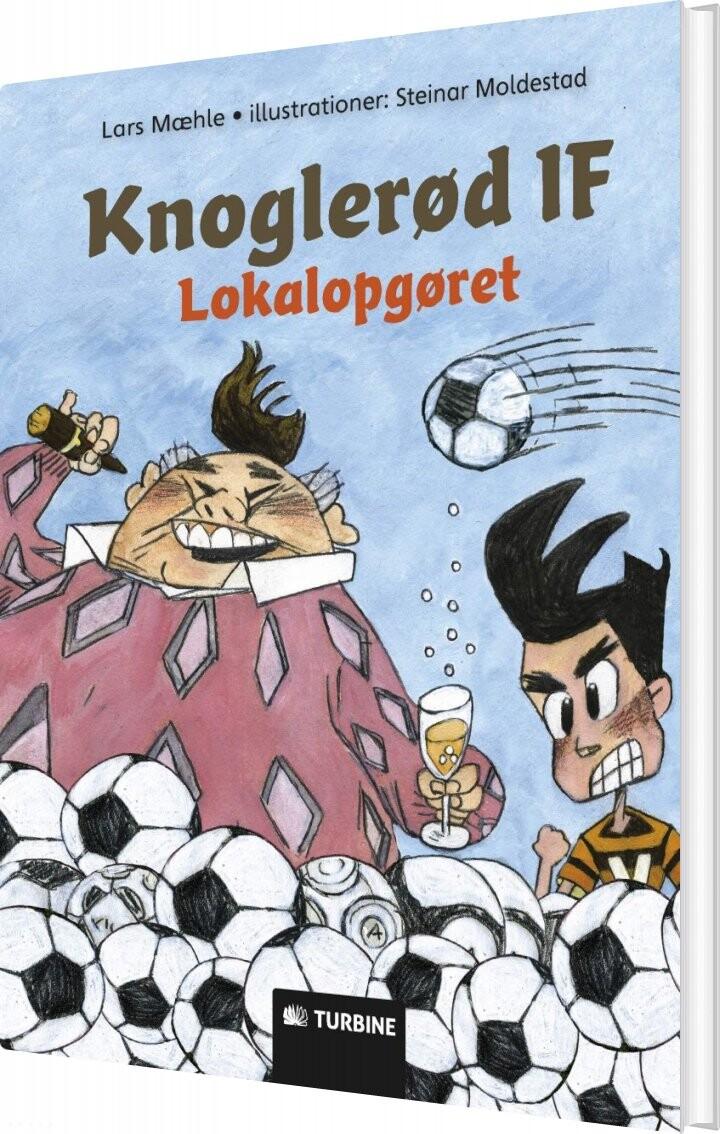Image of   Knoglerød If - Lars Mæhle - Bog