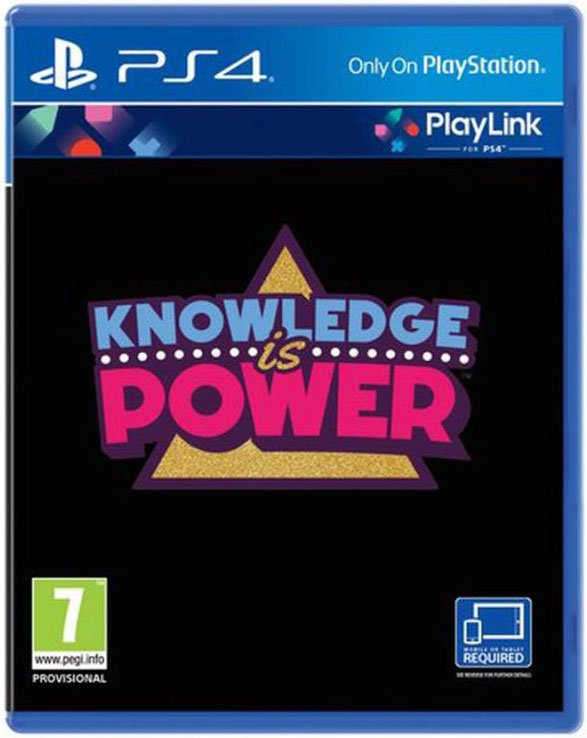 Image of   Knowledge Is Power - PS4