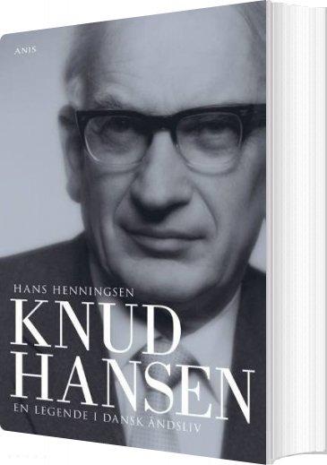 Image of   Knud Hansen - Hans Henningsen - Bog