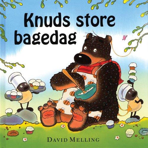 Image of   Knuds Store Bagedag - David Melling - Bog
