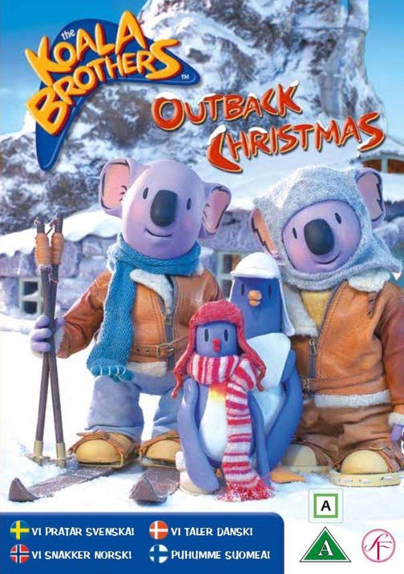 Billede af Koalabrødrene - Jul I Vildmarken - DVD - Film